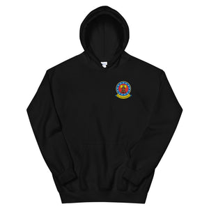 USS Independence (CV-62) 1983-84 Cruise Hoodie