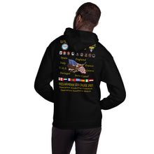 Load image into Gallery viewer, USS Enterprise (CVN-65) 2001 Cruise Hoodie