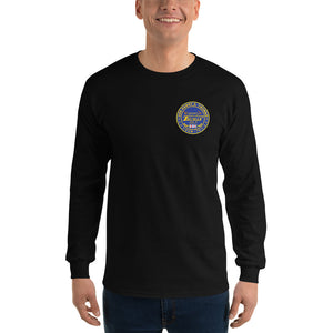 USS Harry S. Truman (CVN-75) 2002-03 Long Sleeve Cruise Shirt
