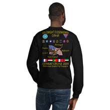 Load image into Gallery viewer, USS Dwight D. Eisenhower (CVN-69) 2009 Cruise Sweatshirt