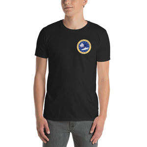 USS Constellation (CVA-64) 1971-72 Cruise Shirt