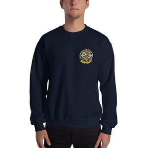 USS Little Rock (CLG-4) 1972 Cruise Sweatshirt