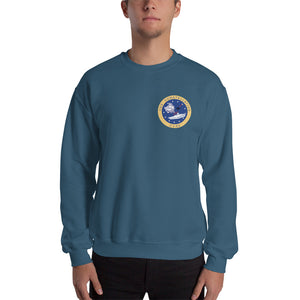 USS Constellation (CV-64) 2002-03 Cruise Sweatshirt