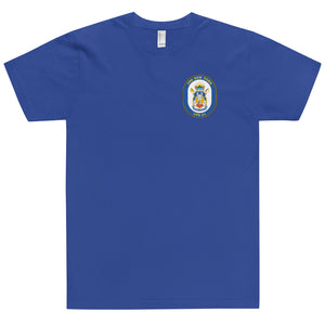 USS New York (LPD-21) Ship's Crest Shirt