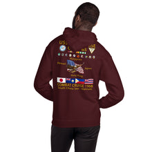 Load image into Gallery viewer, USS Enterprise (CVAN-65) 1968 Cruise Hoodie