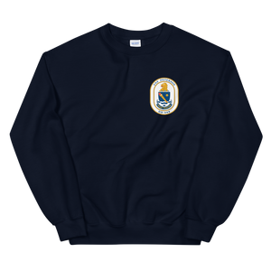 USS Peterson (DD-969) 1994-95 Cruise Sweatshirt