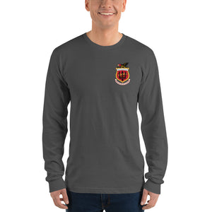 USS Saratoga (CV-60) 1984 Long Sleeve Cruise Shirt