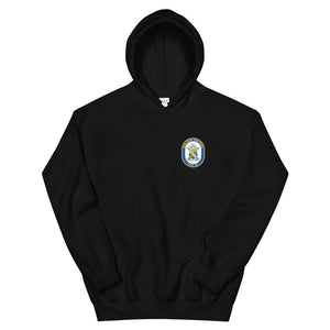 USS New Orleans (LPD-18) Ship's Crest Hoodie
