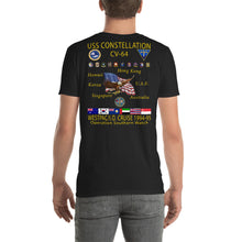 Load image into Gallery viewer, USS Constellation (CV-64) 1994-95 Cruise Shirt