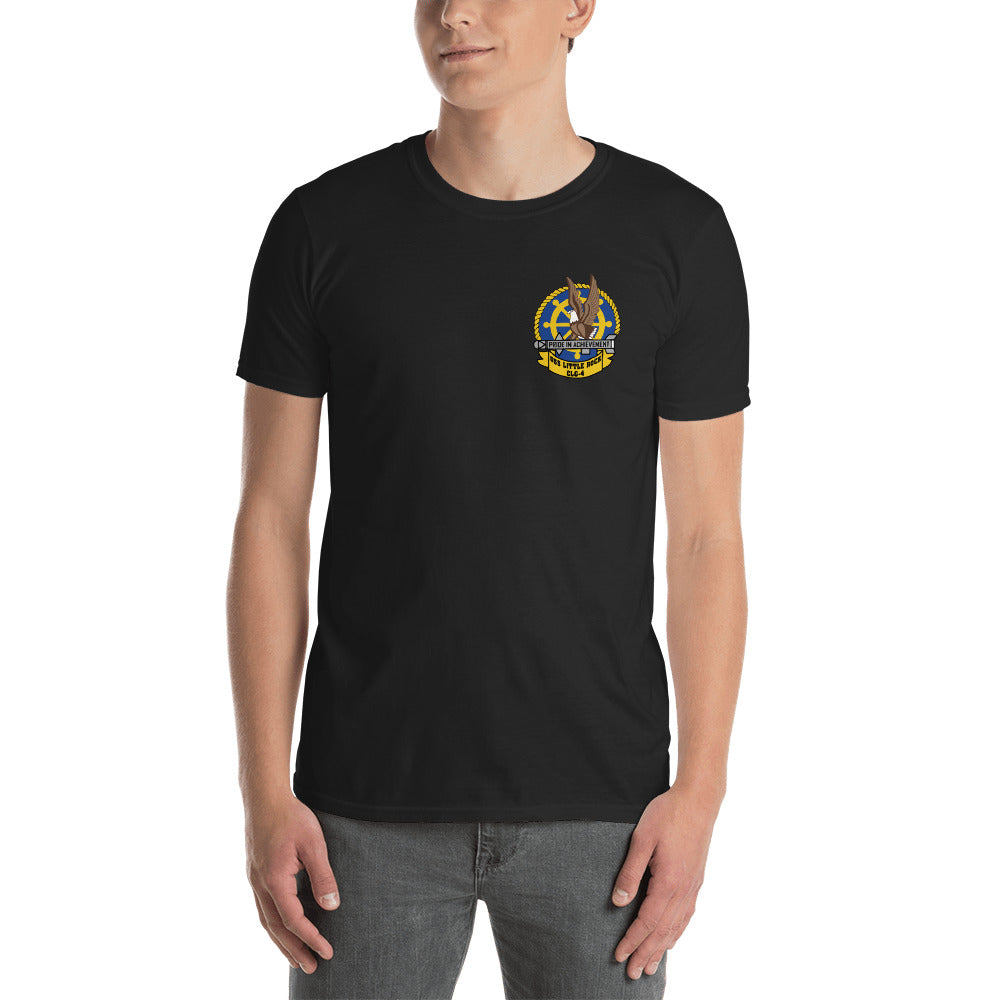 USS Little Rock (CLG-4) 1972 Cruise Shirt