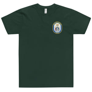 USS Arlington (LPD-24) Ship's Crest Shirt