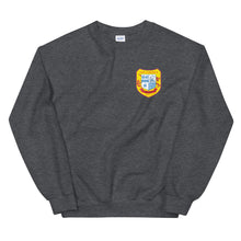 Load image into Gallery viewer, USS Camden (AOE-2) Ship's Crest Sweatshirt