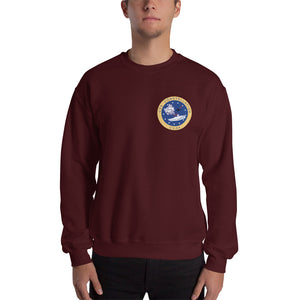 USS Constellation (CV-64) 1981-82 Cruise Sweatshirt