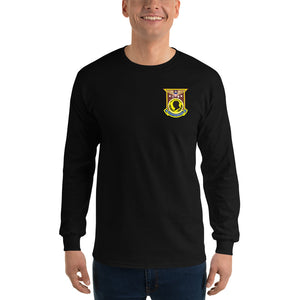 USS Forrestal (CVA-59) 1975 Long Sleeve Cruise Shirt