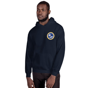 USS Constellation (CV-64) 2001 Cruise Hoodie