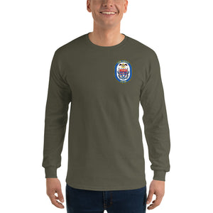 USS Anzio (CG-68) 2006-07 Long Sleeve Cruise Shirt