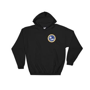USS Constellation (CVA-64) 1967 Cruise Hoodie