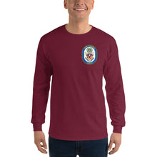 Load image into Gallery viewer, USS Boxer (LHD-4) 2016 Long Sleeve Cruise Shirt