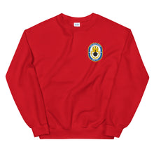 Load image into Gallery viewer, USS San Juan (SSN-751) Ship's Crest Sweatshirt