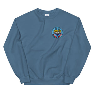 USS Coral Sea (CVA-43) 1973 Cruise Sweatshirt
