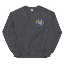 Load image into Gallery viewer, USS Virginia (SSN-774) Ship's Crest Sweatshirt