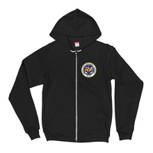 Load image into Gallery viewer, USS John F. Kennedy (CV-67) 1988-89 Cruise Zip Hoodie