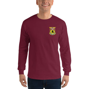 USS Forrestal (CVA-59) 1972-73 Long Sleeve Cruise Shirt