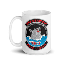Load image into Gallery viewer, USS Seawolf (SSN-21) Ship's Crest Mug