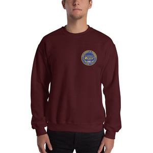 USS Harry S. Truman (CVN-75) 2018 Cruise Sweatshirt