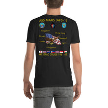Load image into Gallery viewer, USS Mars (AFS-1) 1981-82 Cruise Shirt