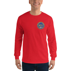 USS Harry S. Truman (CVN-75) 2013-14 Long Sleeve Cruise Shirt