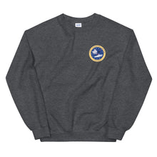 Load image into Gallery viewer, USS Constellation (CV-64) Ship's Crest Sweatshirt