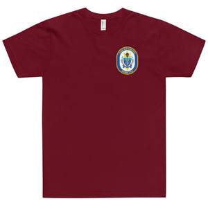 USS Wyoming (SSBN-742) Ship's Crest Shirt