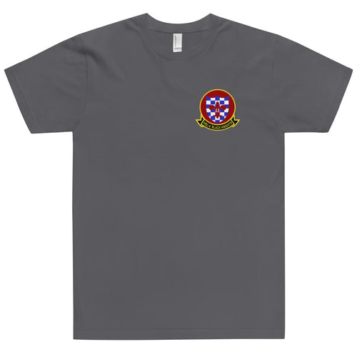 HSC-4 Black Knights Squadron Crest Shirt