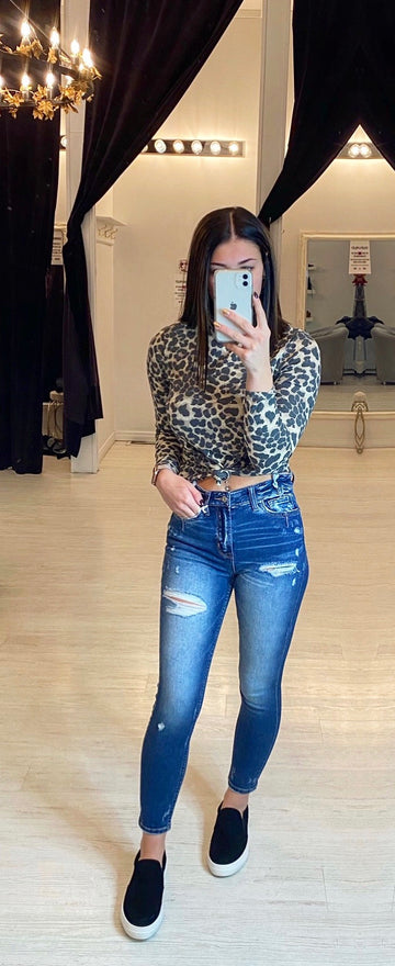 JUBILEE LEOPARD  THERMAL