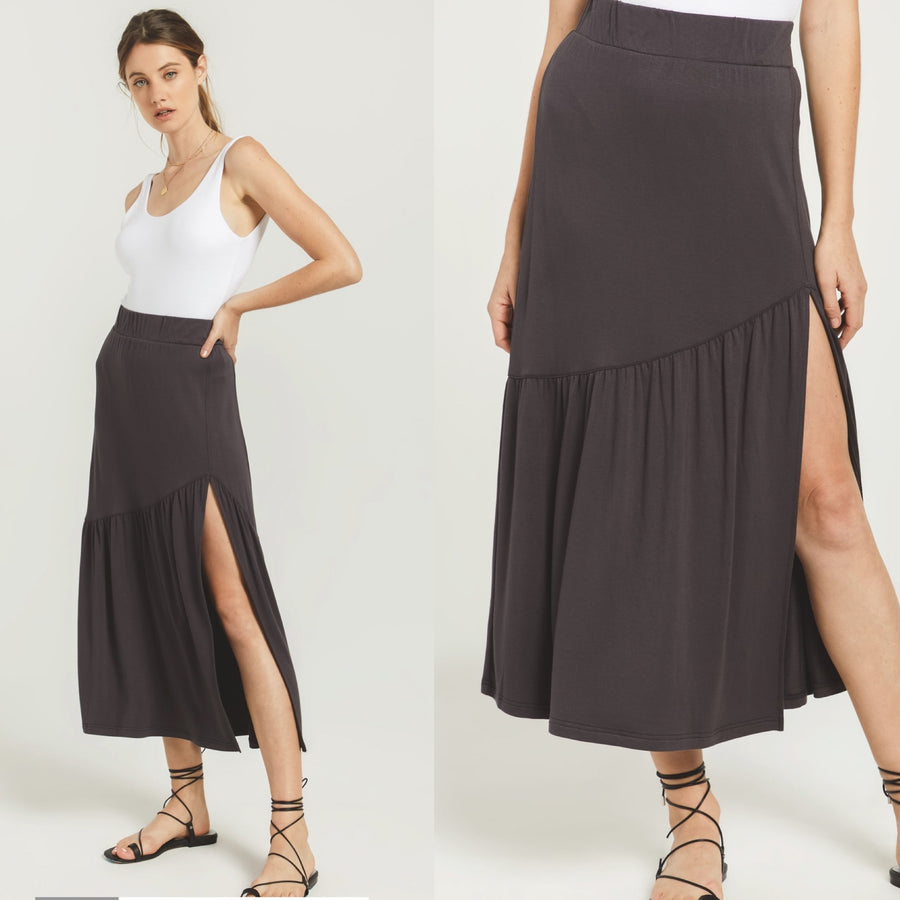 Z. SUPPLY CALLISA  MIDI SKIRT