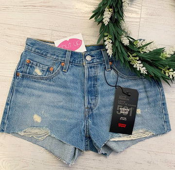 LEVIS SHORT LUXAR LIGHT