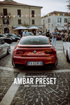Lightroom Preset - AMBAR (Desktop + Mobile)