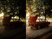Lightroom Preset - SUNBEAM (Desktop + Mobile)