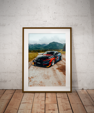 BMW M4, designed by Khyzyl Saleem - Print
