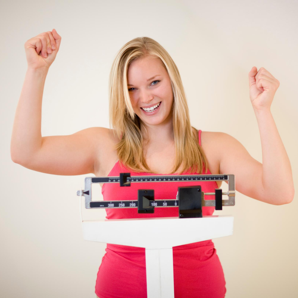 Why You Shouldn't Worry About The Numbers On Your Scale