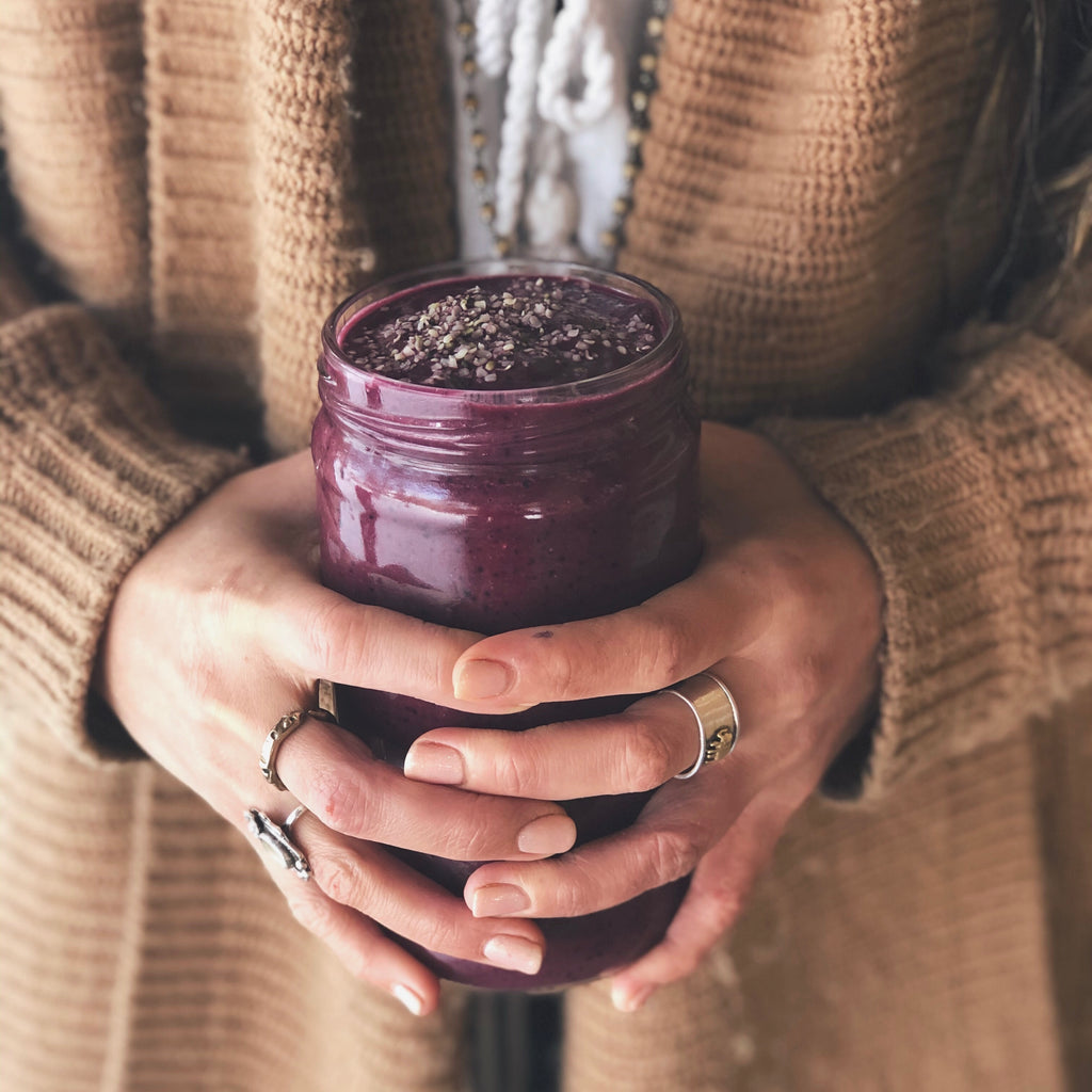 Design your Smoothie for your Dosha!