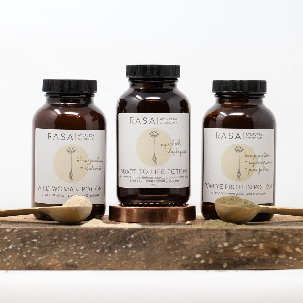 Potion Power Kit - Rasa Ayurveda Apothecary