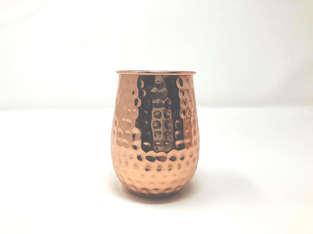 Copper Hand-Hammered Cup - Rasa Ayurveda Apothecary