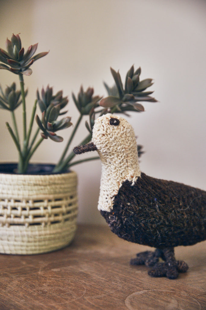 Decorative Wool Animal