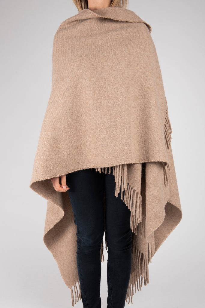 Llama and Sheep Poncho