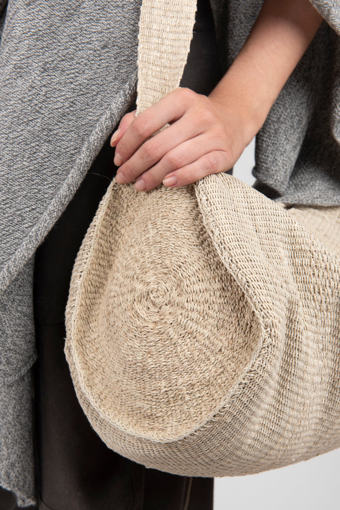Round Chaguar Bag