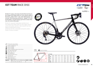 CCT Team Race Disc