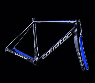 CCT EVO SL Frame-Set Only - Blue Only