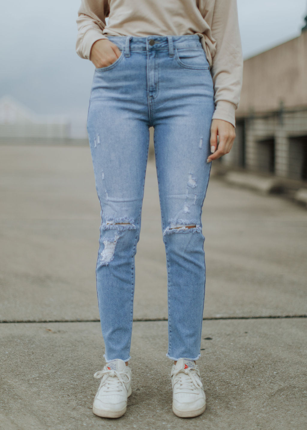 """Charolette"" Jeans"
